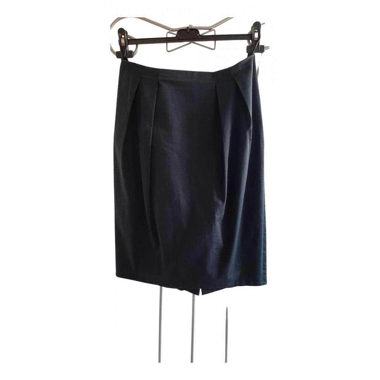 Prada \N Black Cotton skirt for Women M International