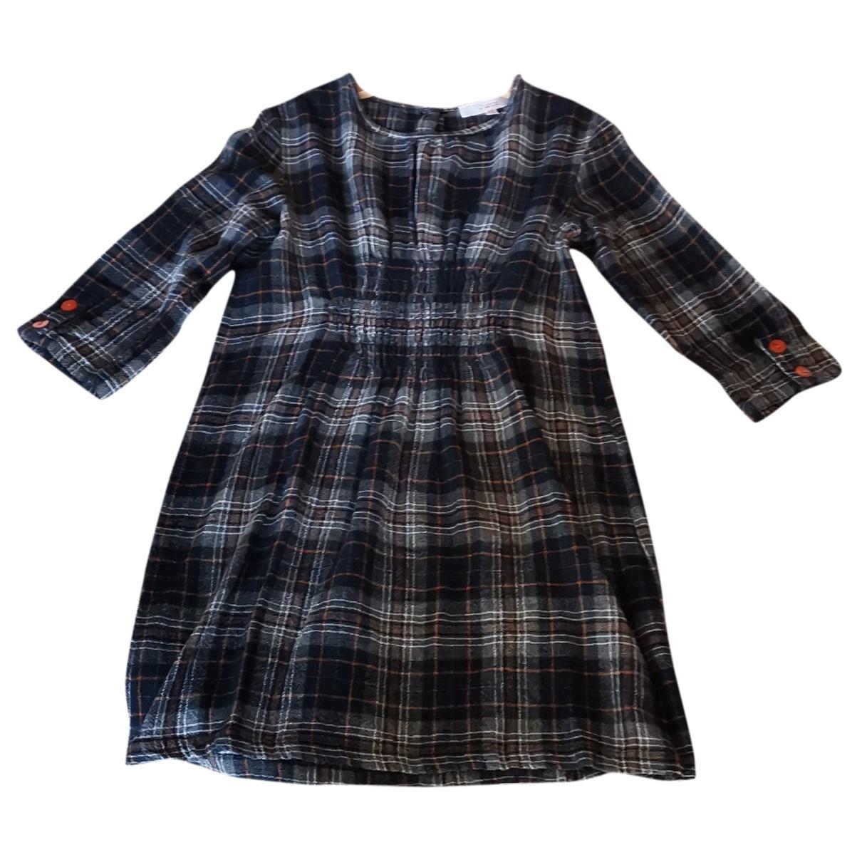 Jucca - Robe    pour enfant - bleu