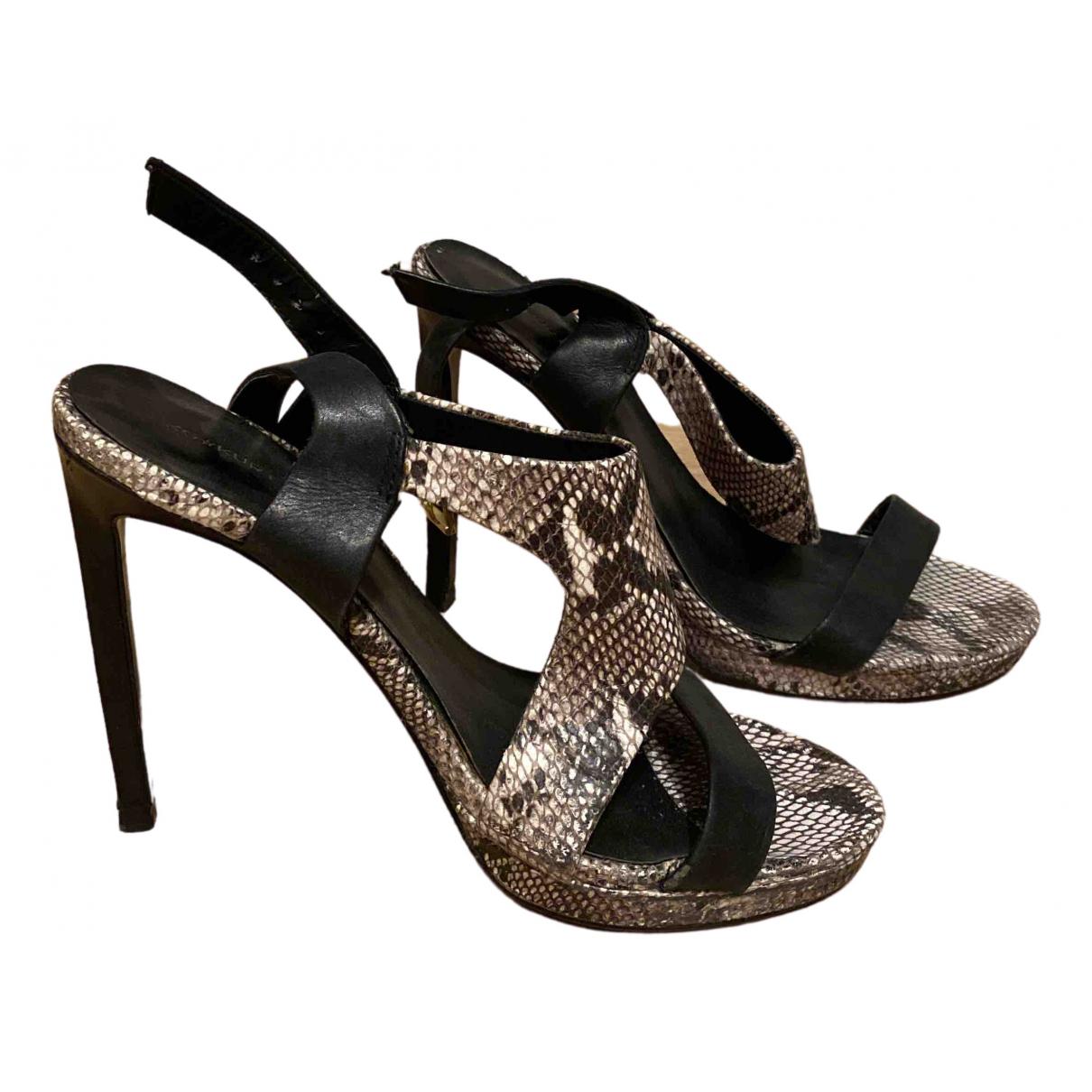 Kurt Geiger \N Leather Heels for Women 38 EU