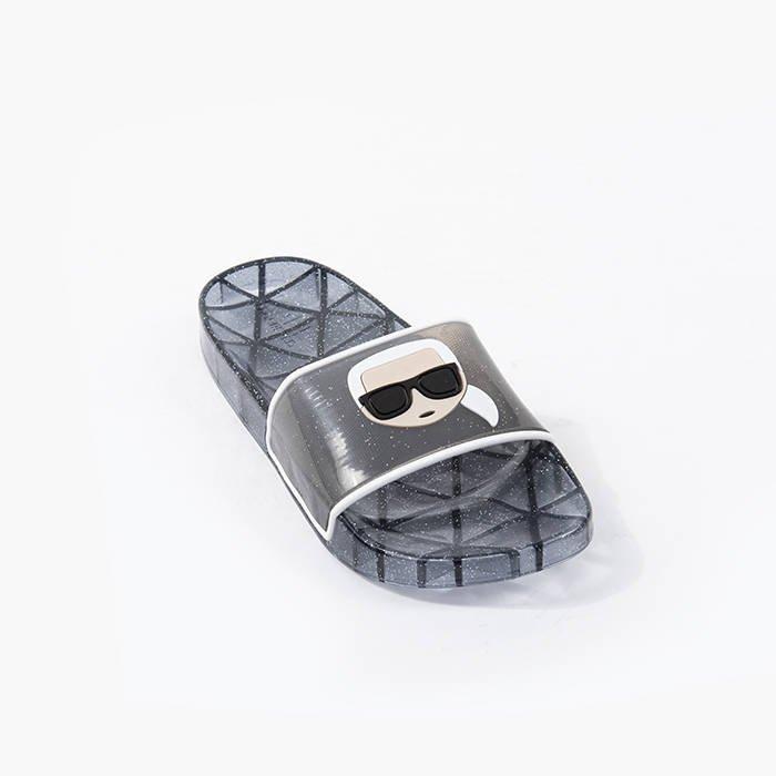 Karl Lagerfeld Kondo Klear Ikonic Slide KL80705 V00
