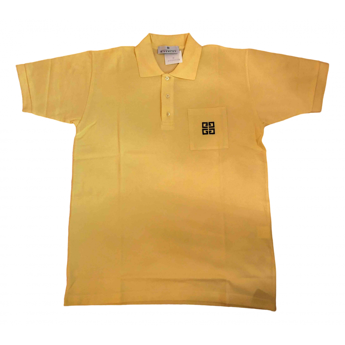 Givenchy \N Yellow Cotton Polo shirts for Men S International