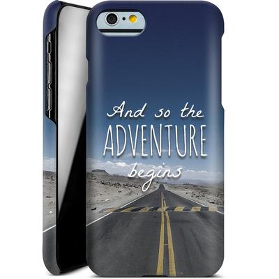 Apple iPhone 6 Smartphone Huelle - And so the Adventure Begins von Joel Perroden