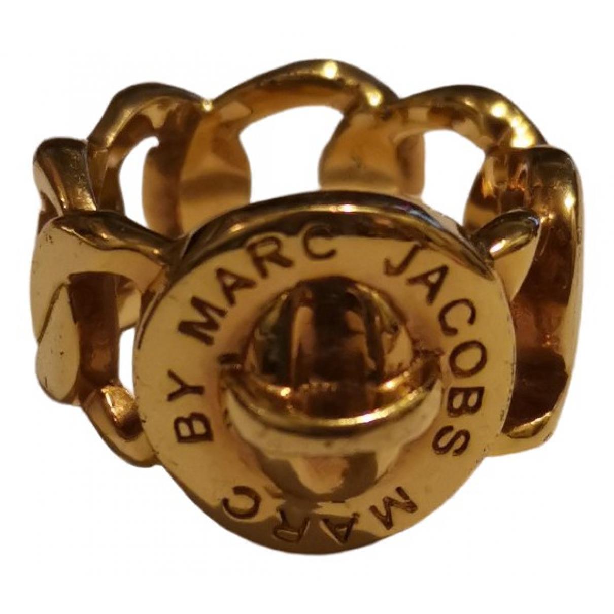 Marc By Marc Jacobs - Bague   pour femme en metal - dore
