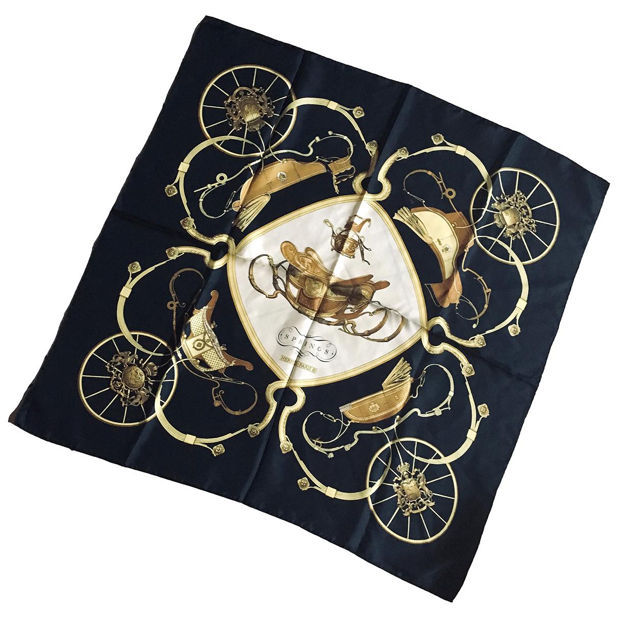 Hermès Carré 90 Multicolour Silk Silk handkerchief for Women \N