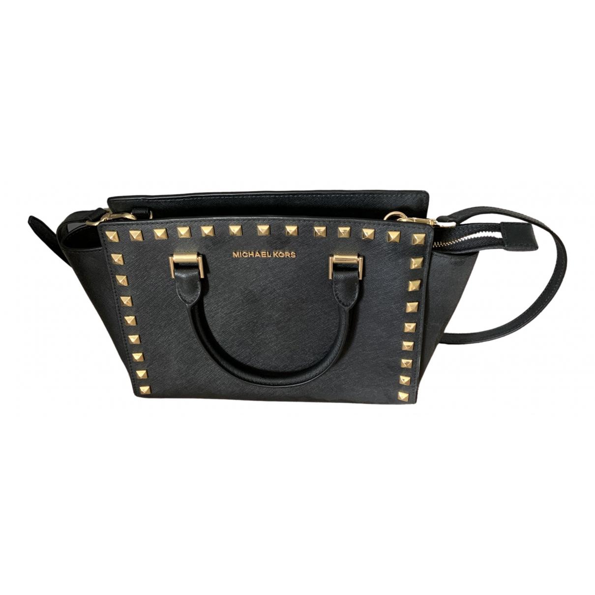 Michael Kors Selma Black handbag for Women \N