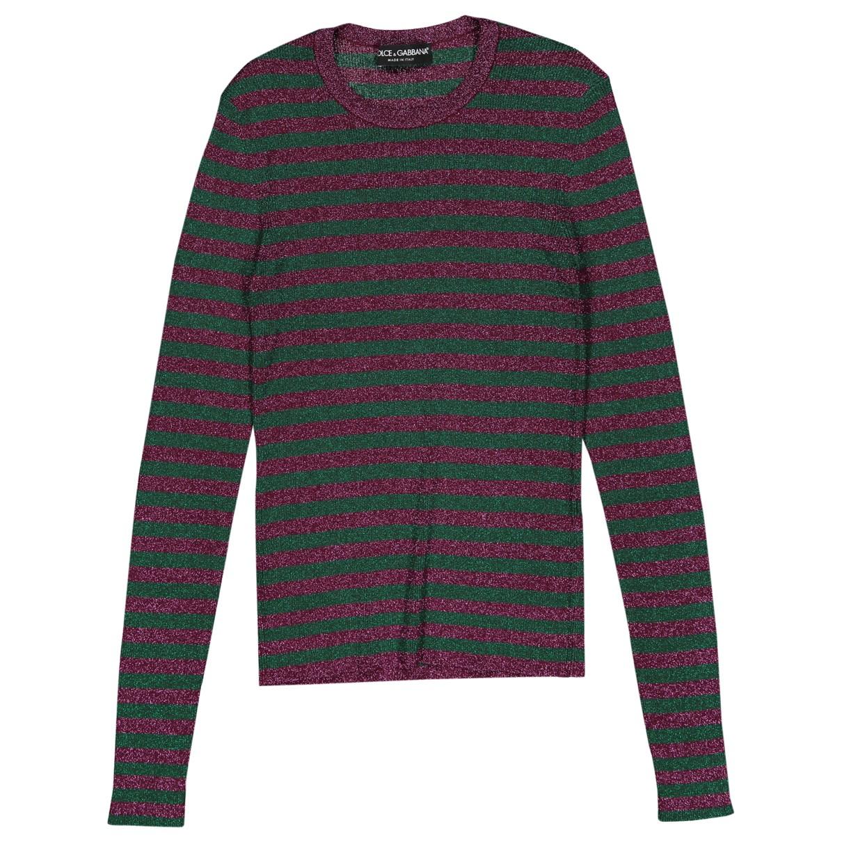 Dolce & Gabbana \N Multicolour Knitwear for Women 40 IT