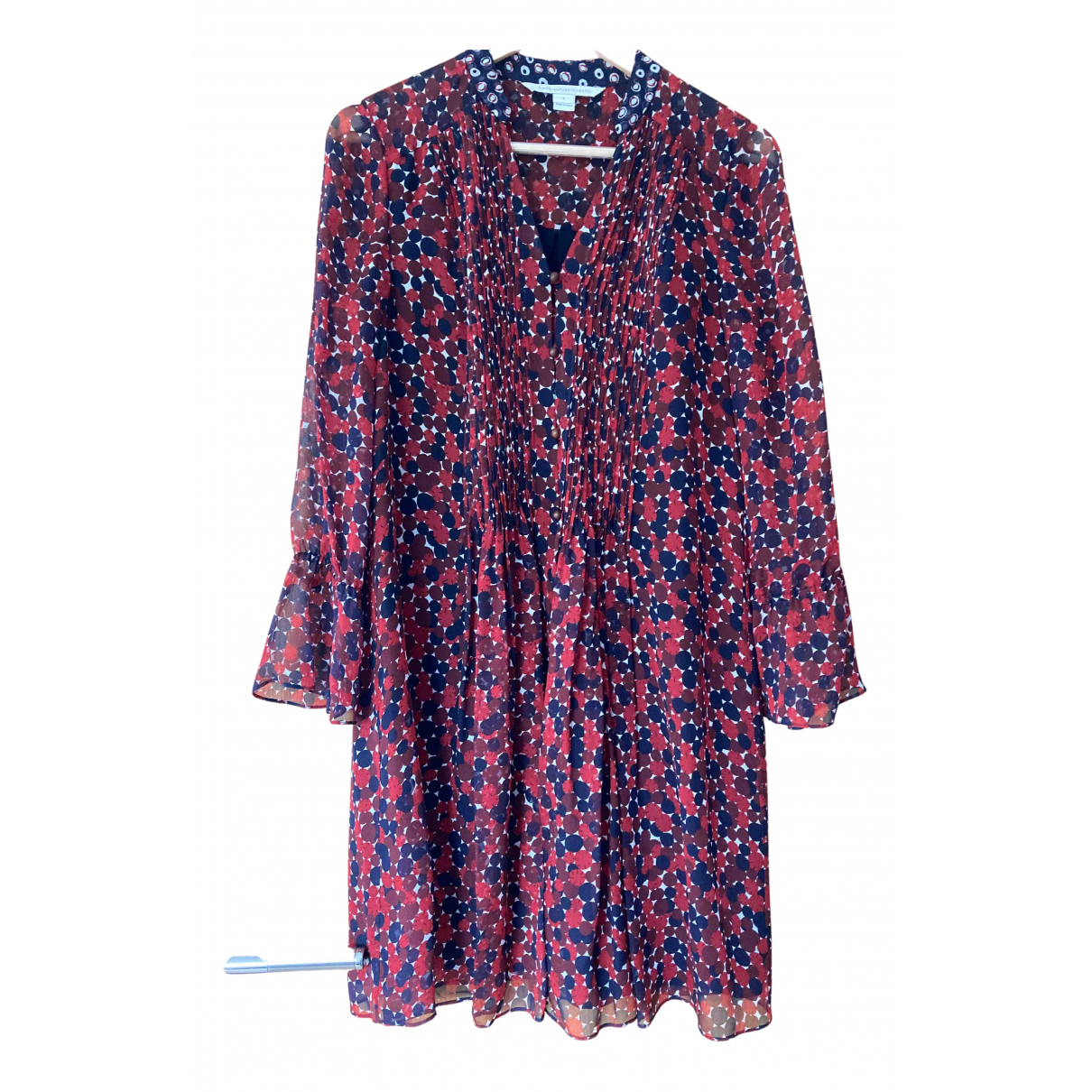Diane Von Furstenberg N Multicolour Silk dress for Women 4 US