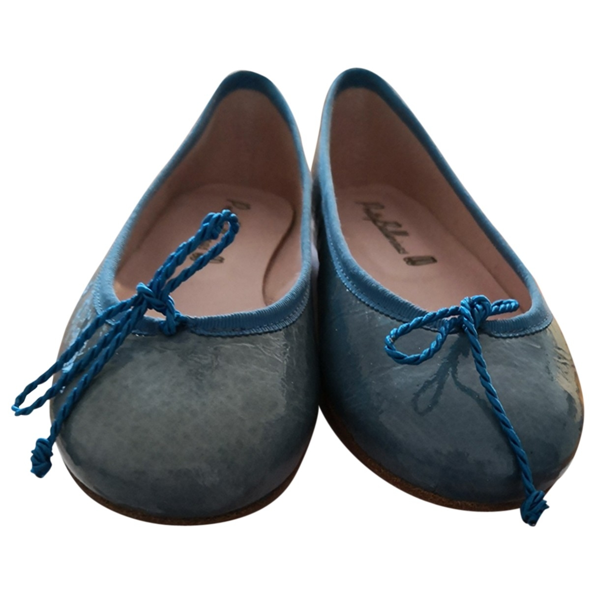Pretty Ballerinas \N Patent leather Ballet flats for Women 36 EU
