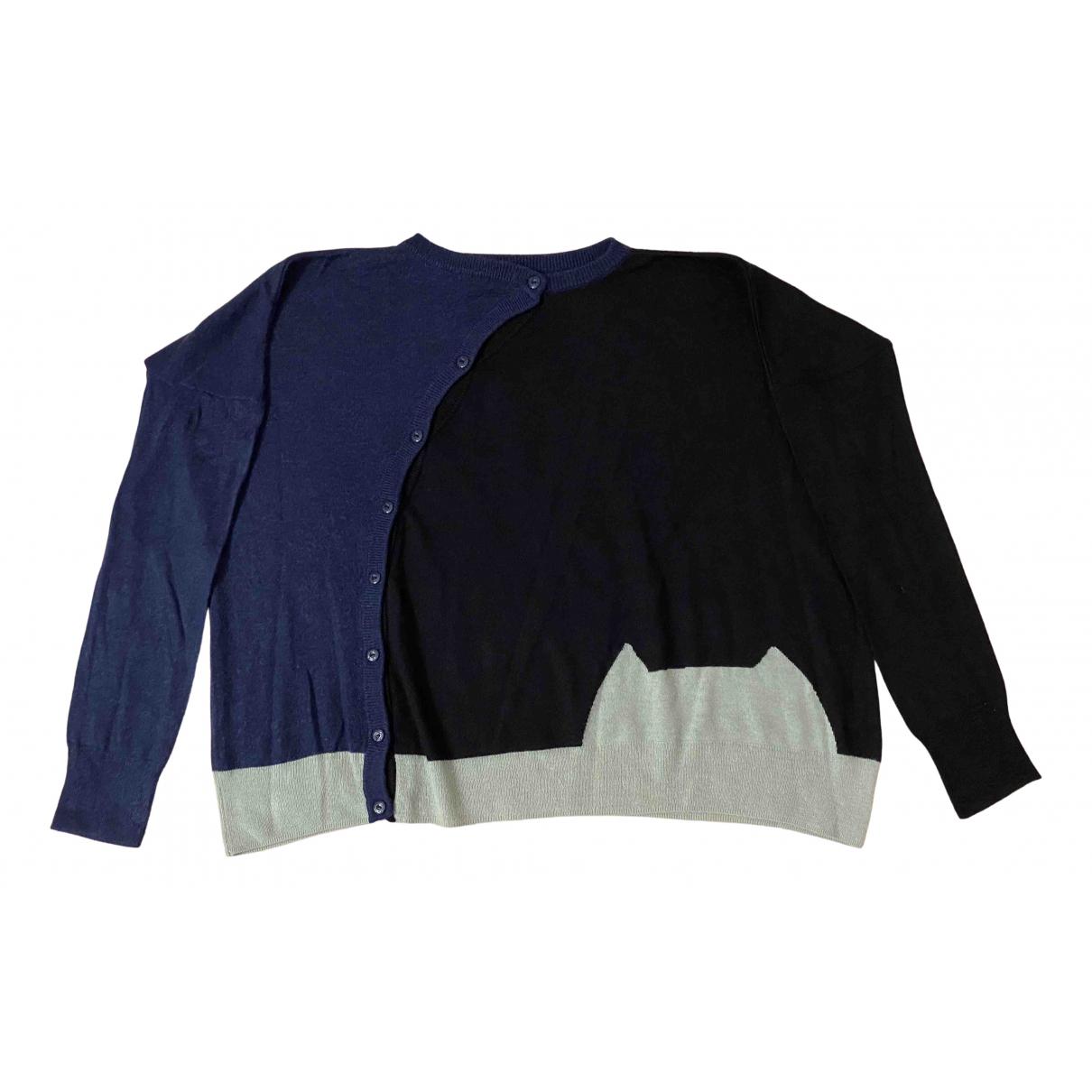 Tsumori Chisato \N Pullover in  Schwarz Wolle