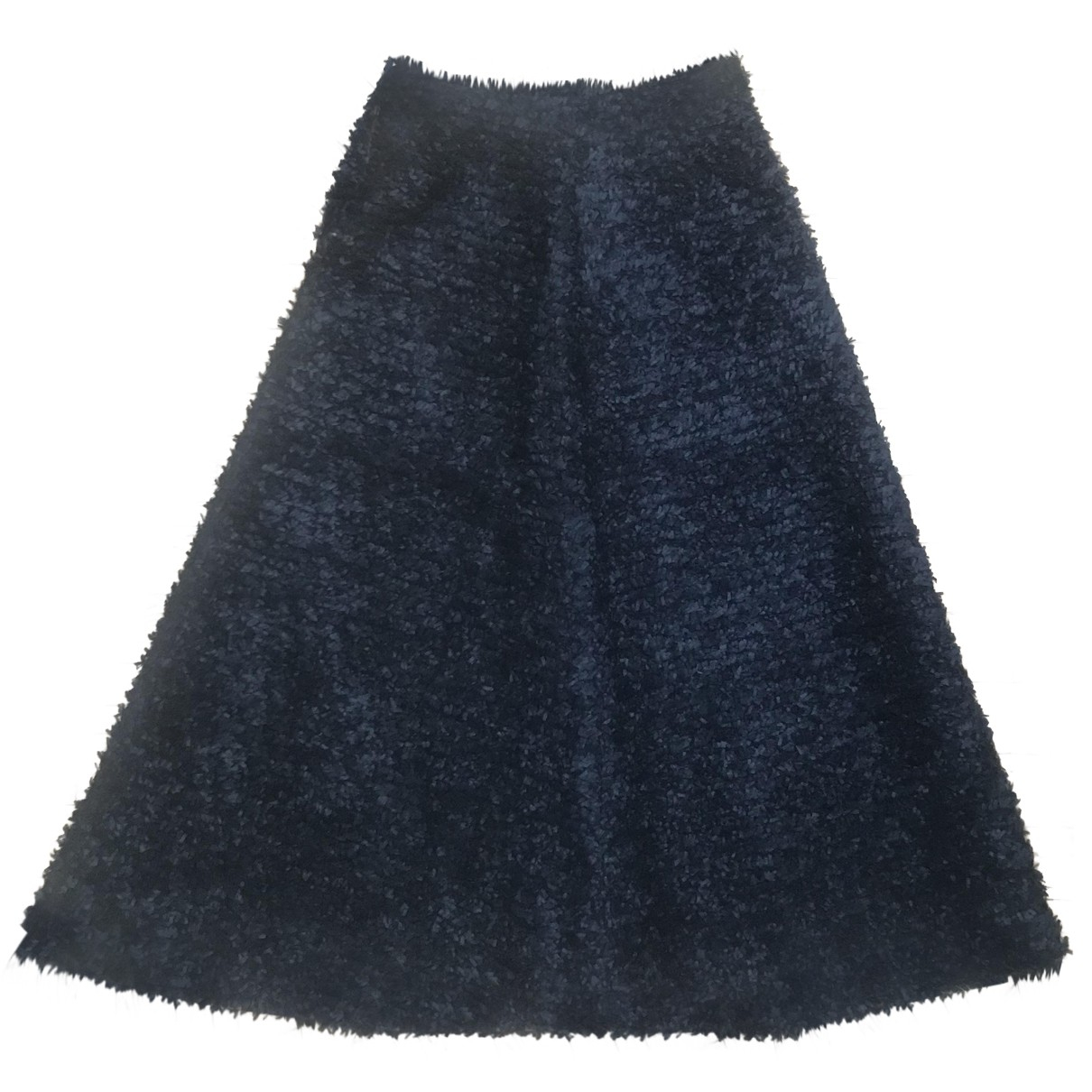 Falda maxi de Lana Rochas