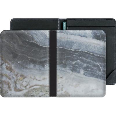 tolino vision 4 HD eBook Reader Huelle - Desaturated Marble von Emanuela Carratoni