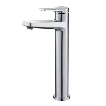 KVF-1400CH-2PK Indy Single Handle Vessel Bathroom Faucet in Chrome