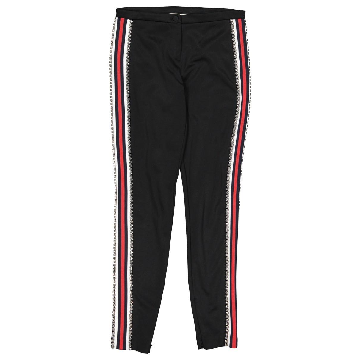 Gucci - Pantalon   pour femme - noir