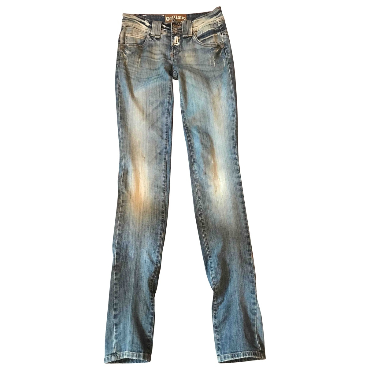 John Galliano \N Denim - Jeans Jeans for Women 24 US