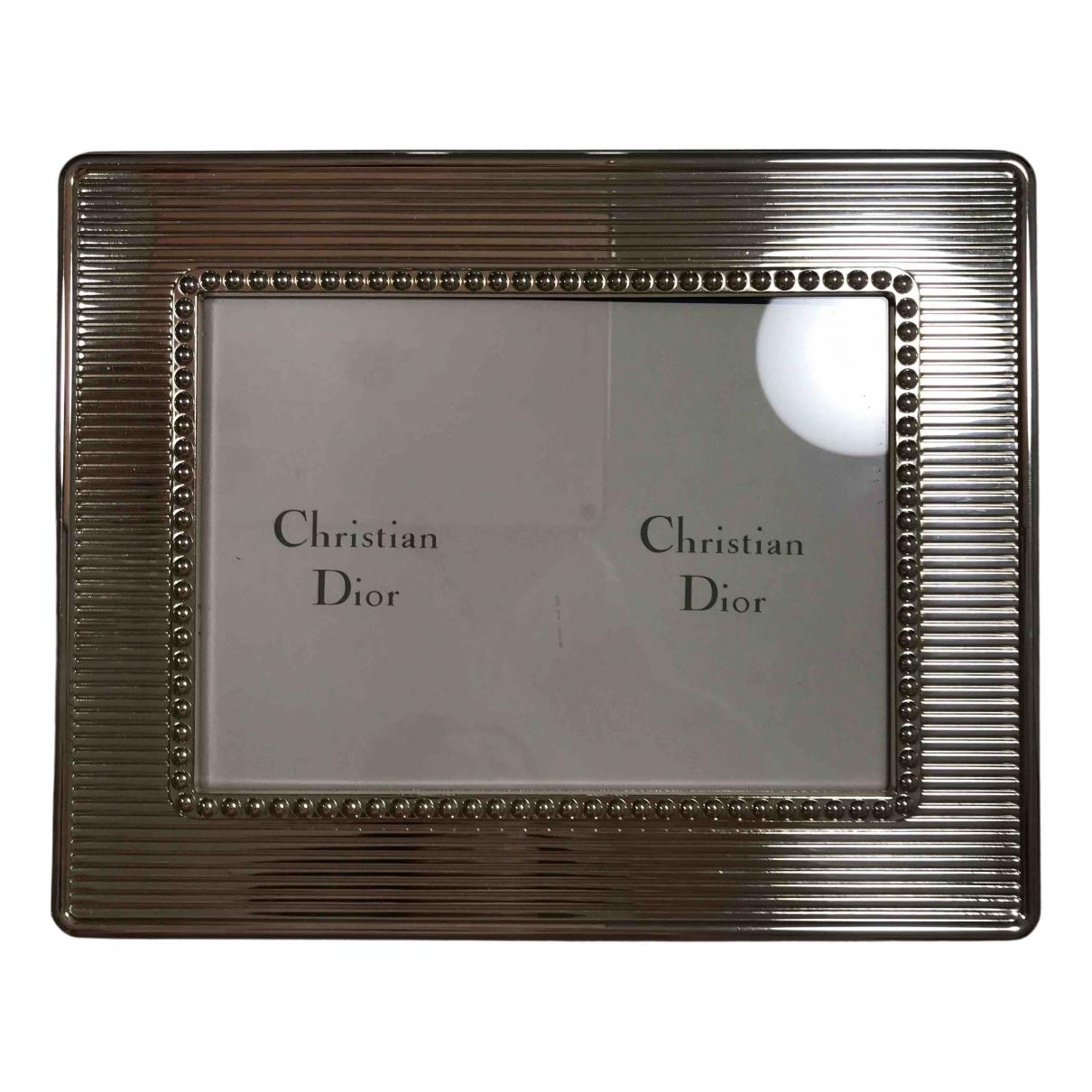 Dior \N Accessoires und Dekoration in  Silber Versilbert