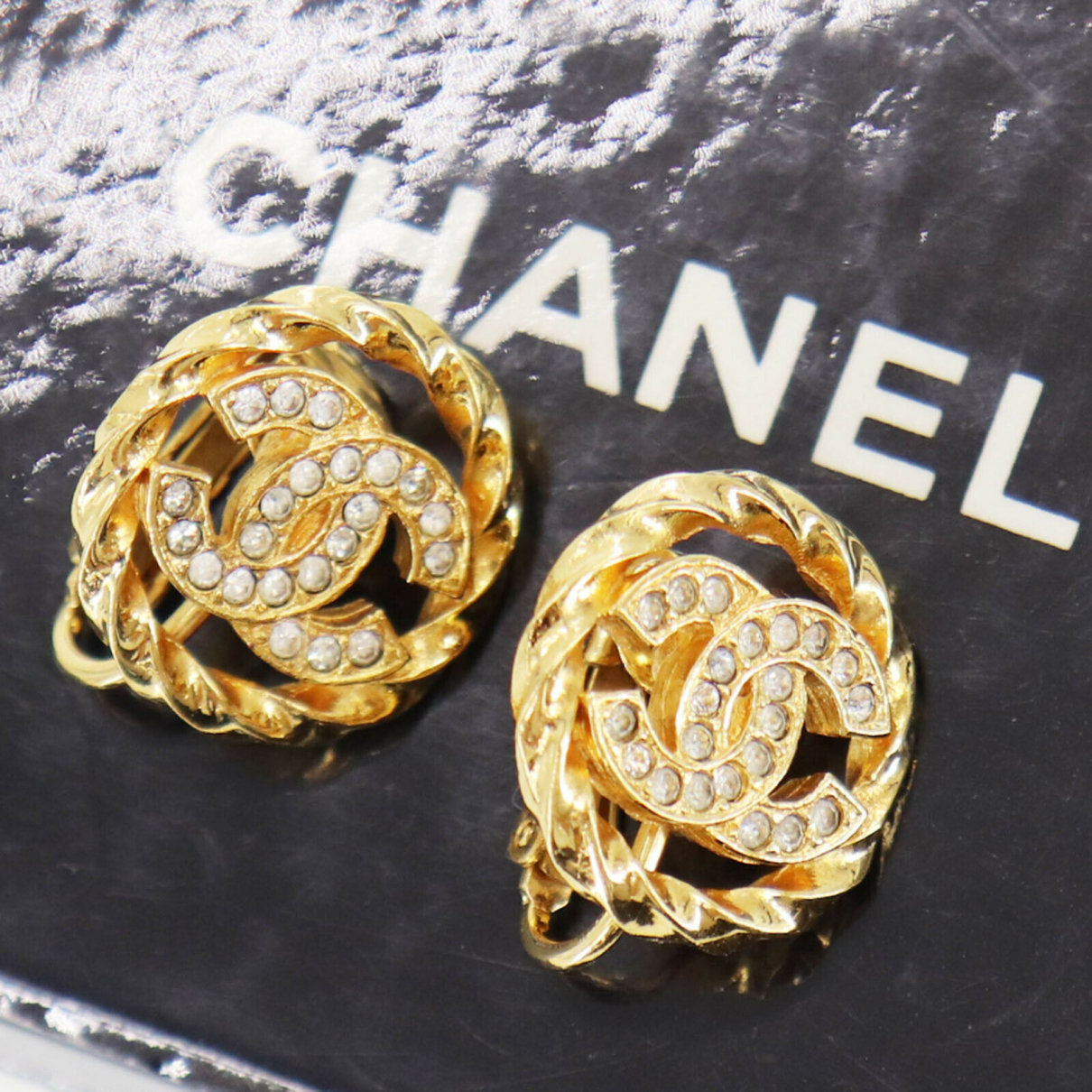 Chanel \N OhrRing Andere