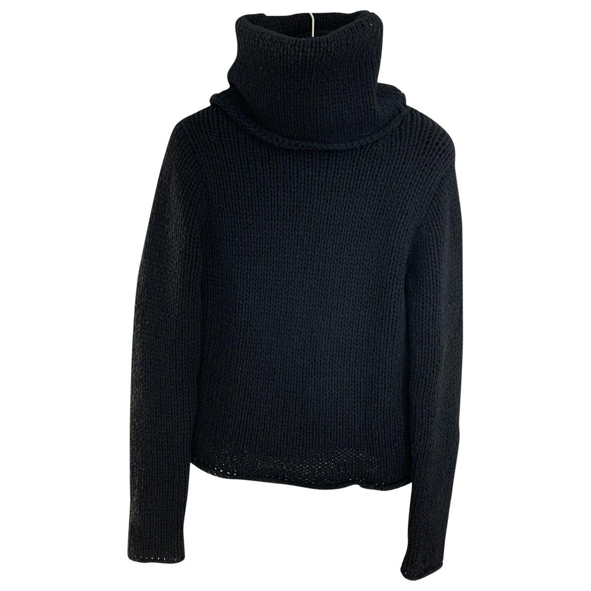 Dkny \N Pullover in  Schwarz Wolle