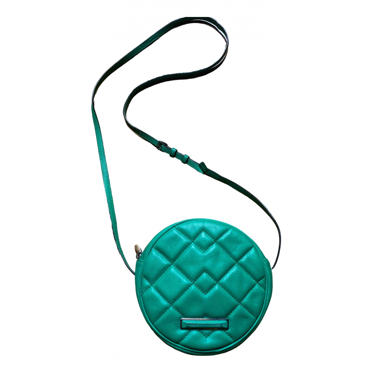 Marc By Marc Jacobs N Green Leather Clutch bag for Women N
