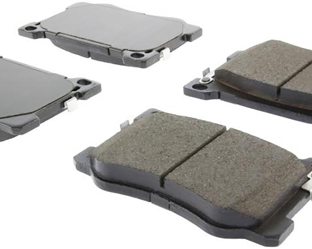 StopTech 308.1799 Street Brake Pads with Shims Front