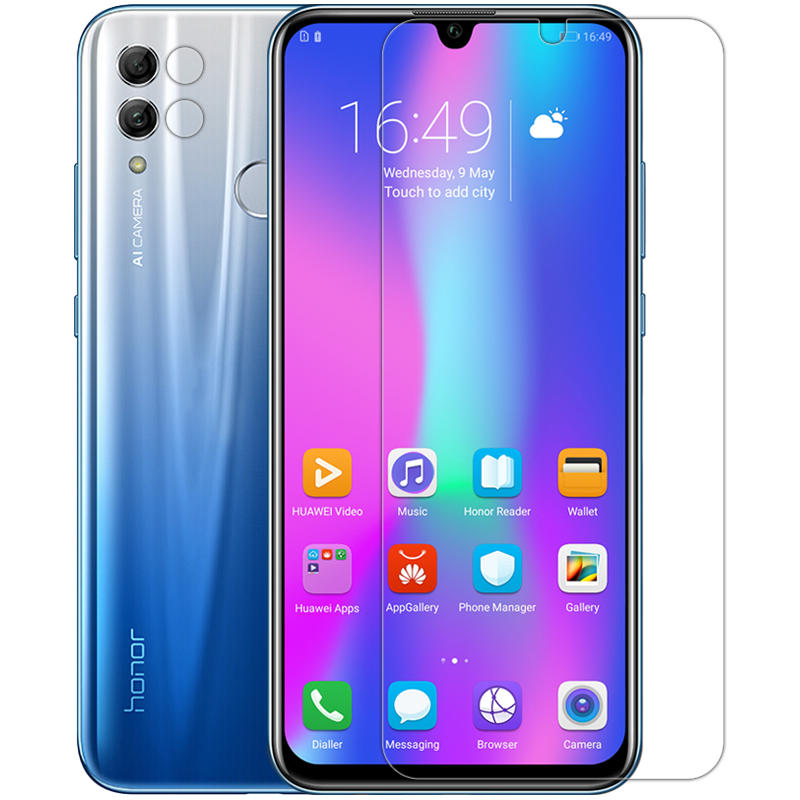 Nillkin Clear Soft Screen Protective+Lens Screen Protector For Huawei Honor 10 Lite / Huawei P Smart(2019)
