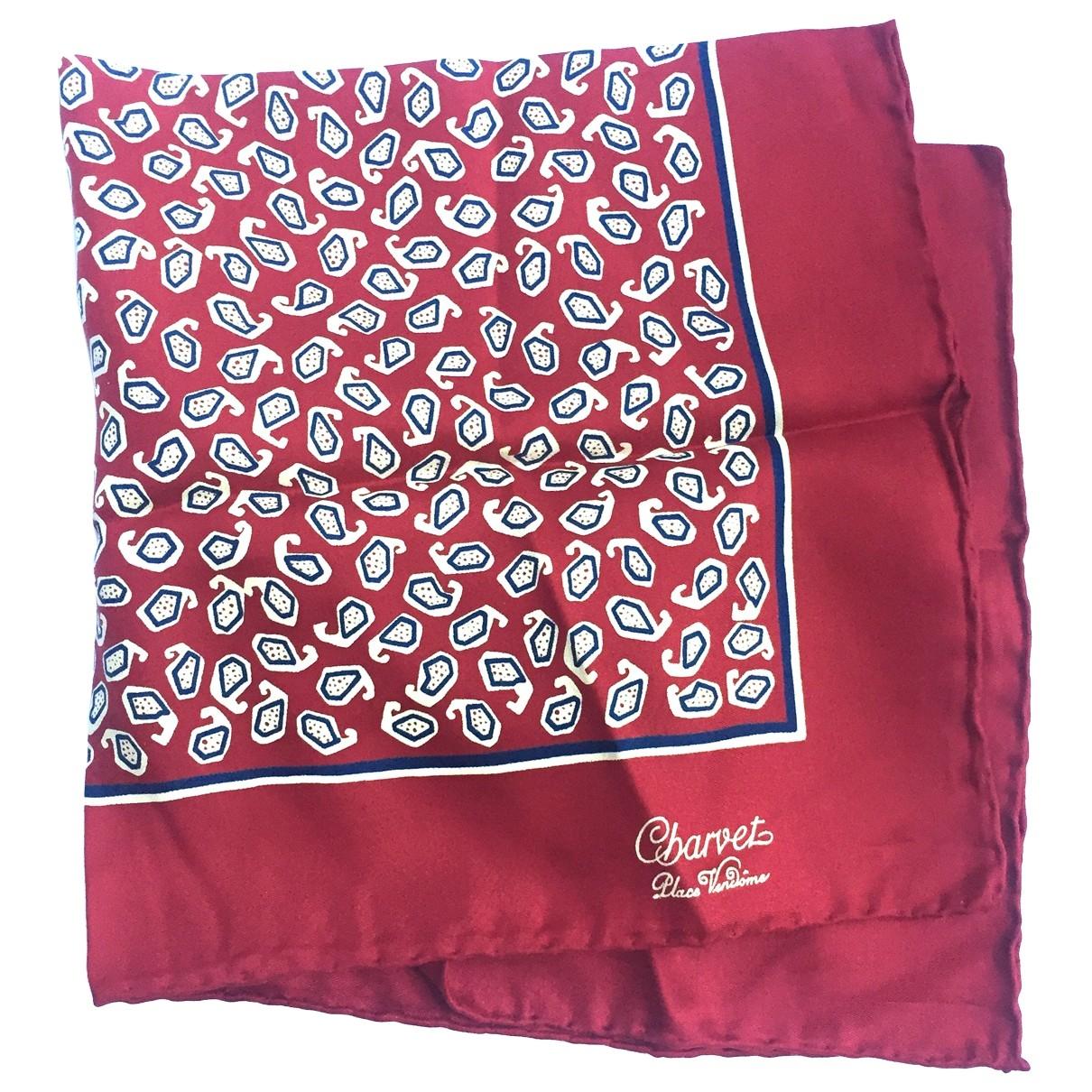 Pañuelo / bufanda de Seda Charvet