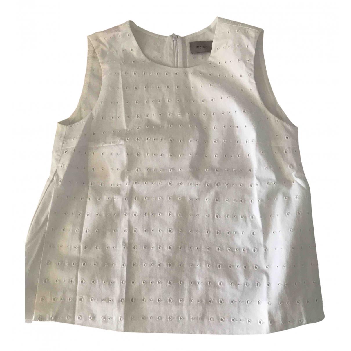 Camiseta sin mangas Marella