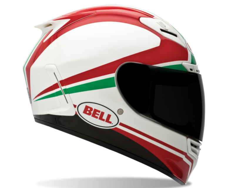 Bell Racing 7000047 Star Race Day Tricolore Helmet 58-59 | LG