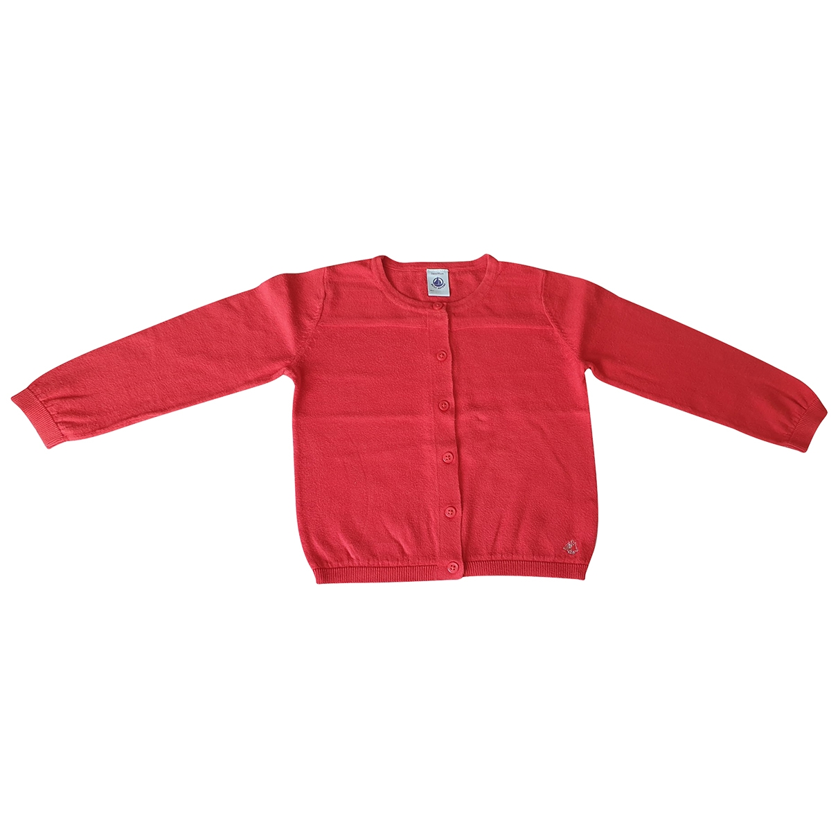 Petit Bateau \N Red Cotton Knitwear for Kids 3 years - up to 98cm FR