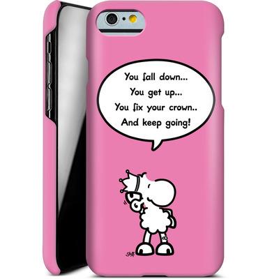 Apple iPhone 6s Smartphone Huelle - Fix Your Crown von Sheepworld