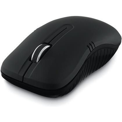 Souris optique sans fil Verbatim pour ordinateur portable, série Commuter - Noir / Bleu / Blanc