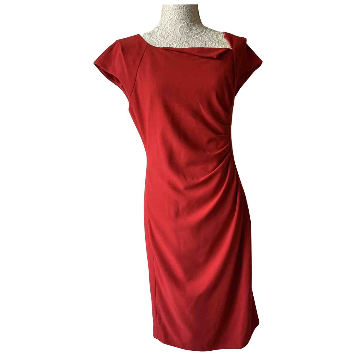 Lk Bennett N Red dress for Women 14 UK