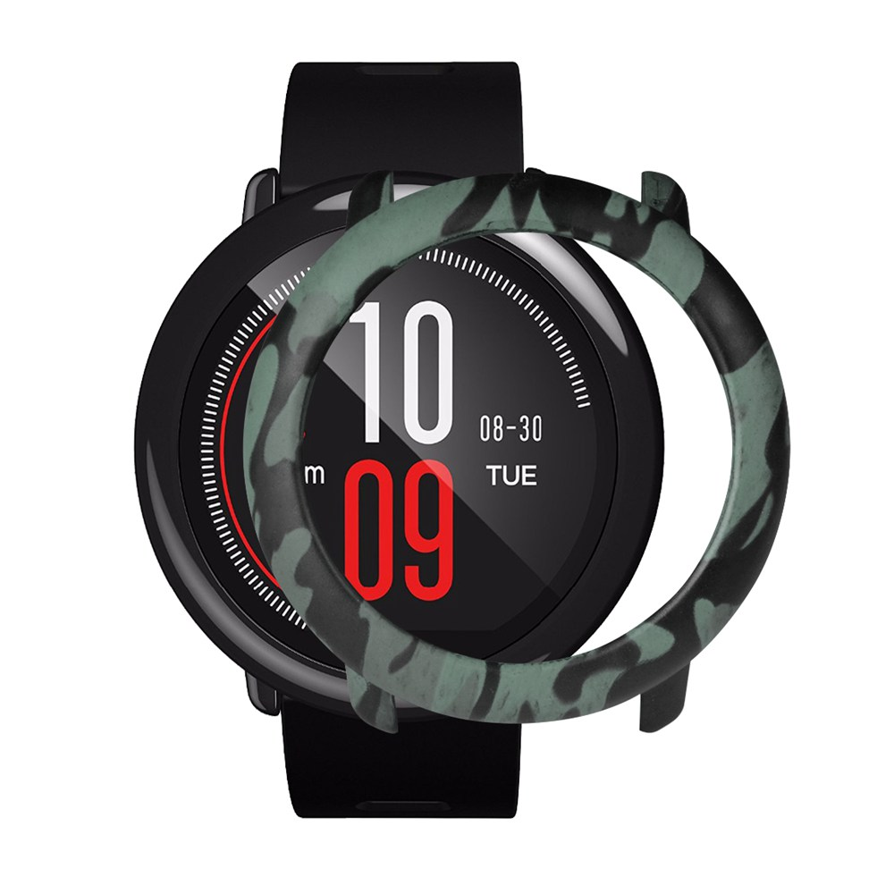 Protective Cover Case For Xiaomi HUAMI AMAZFIT Pace Smart Sports Watch  - Camouflage Green