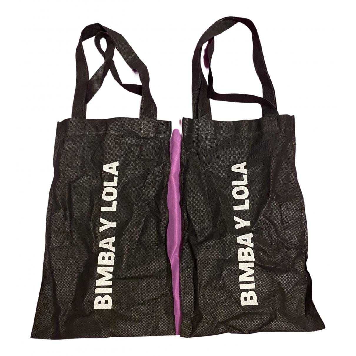Bimba Y Lola - Sac de voyage   pour femme - noir