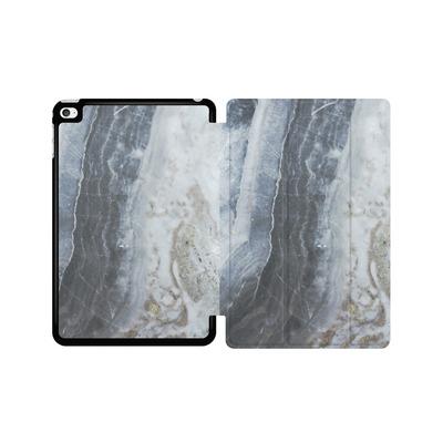 Apple iPad mini 4 Tablet Smart Case - Desaturated Marble von Emanuela Carratoni