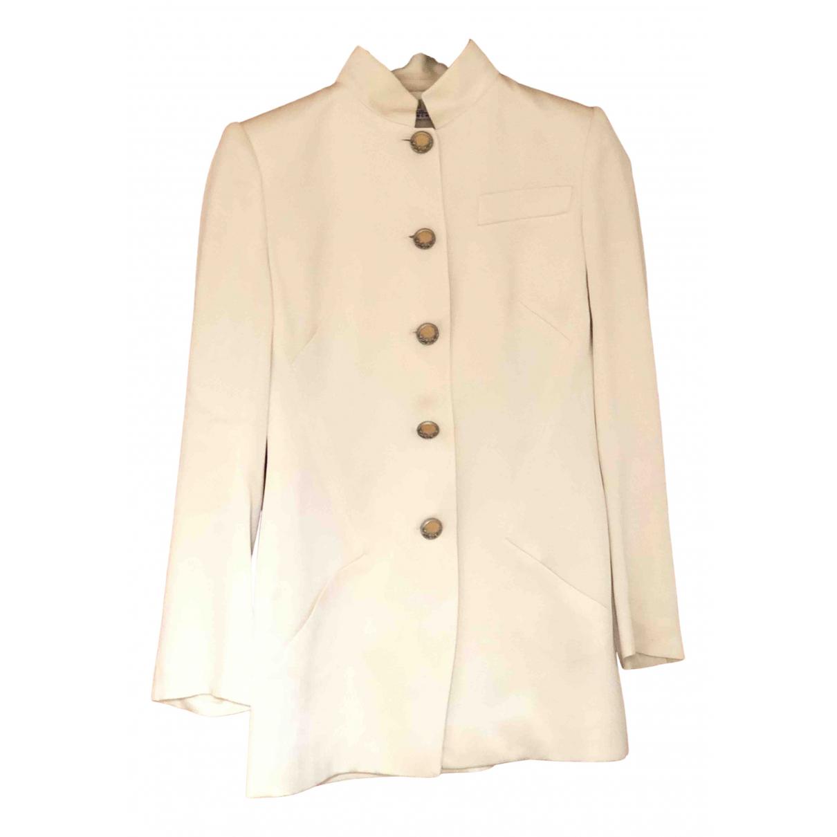 Givenchy - Veste   pour femme - blanc