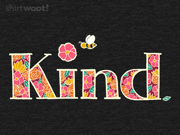 Bee Kind T Shirt