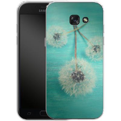 Samsung Galaxy A5 (2017) Silikon Handyhuelle - Three Wishes von Joy StClaire