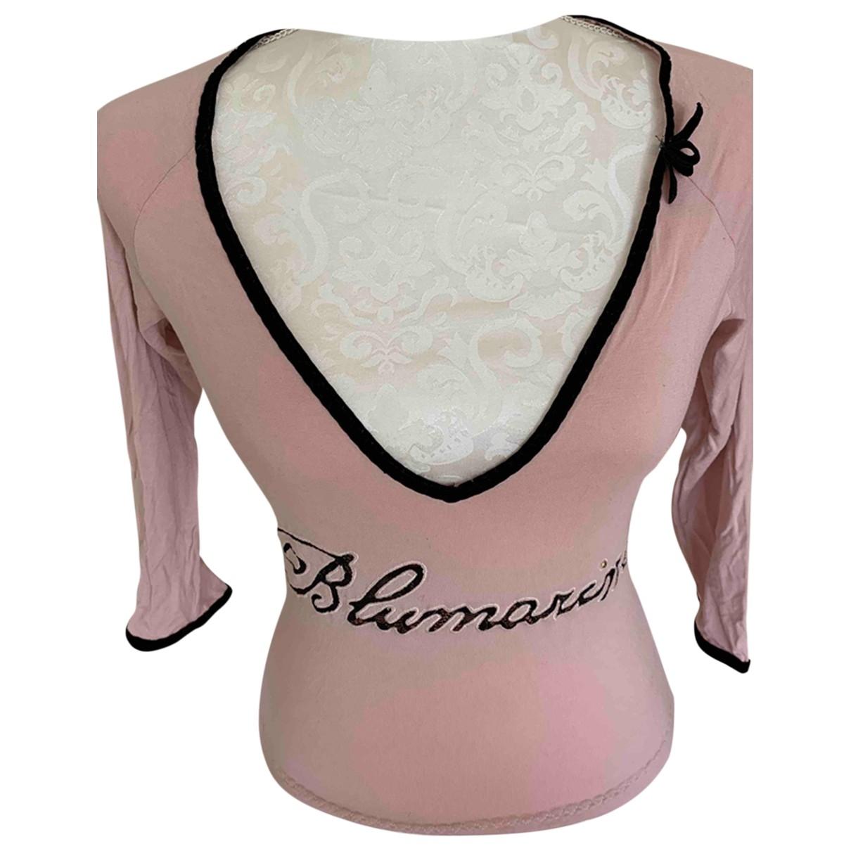 Blumarine - Top   pour femme - rose
