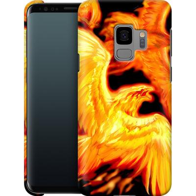 Samsung Galaxy S9 Smartphone Huelle - Ruth Thompson - Phoenix Dawn von TATE and CO