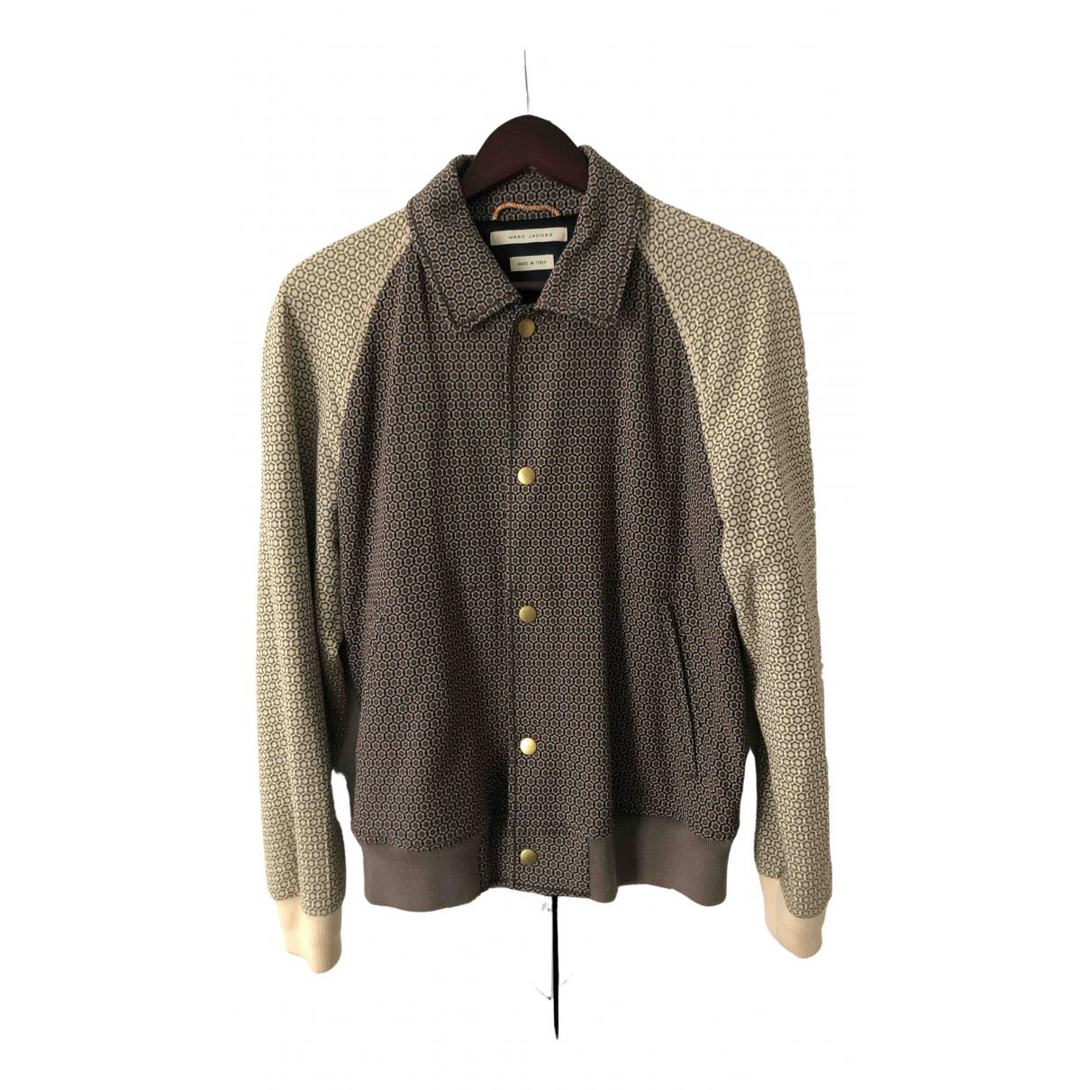 Marc Jacobs \N Cotton jacket  for Men 46 IT