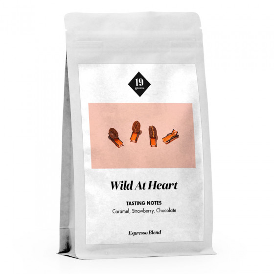 "Kaffeebohnen 19grams ""Wild at Heart Espresso"", 1 kg"