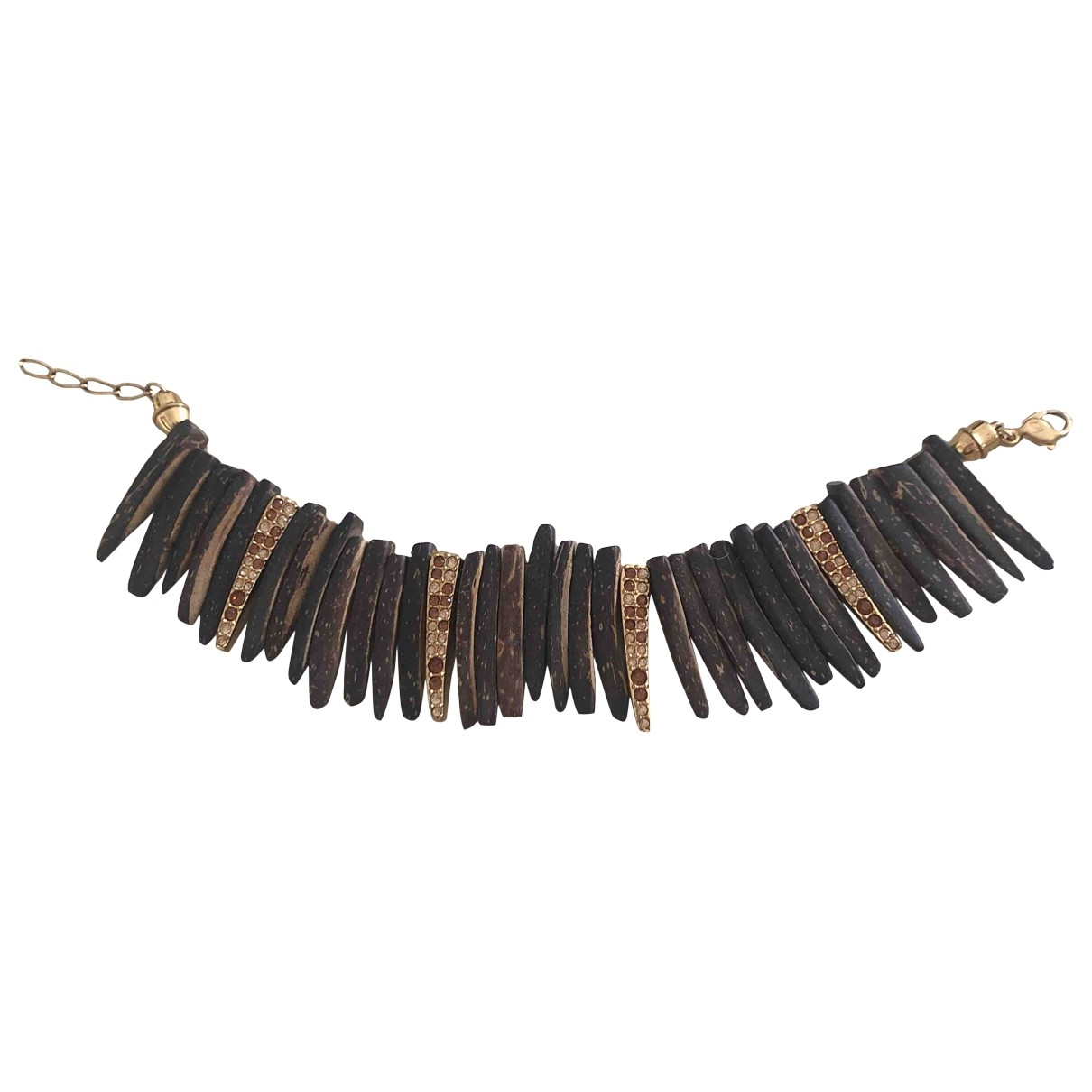 Swarovski - Bracelet   pour femme en cristal - marron