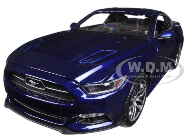 2015 Ford Mustang GT Dark Blue