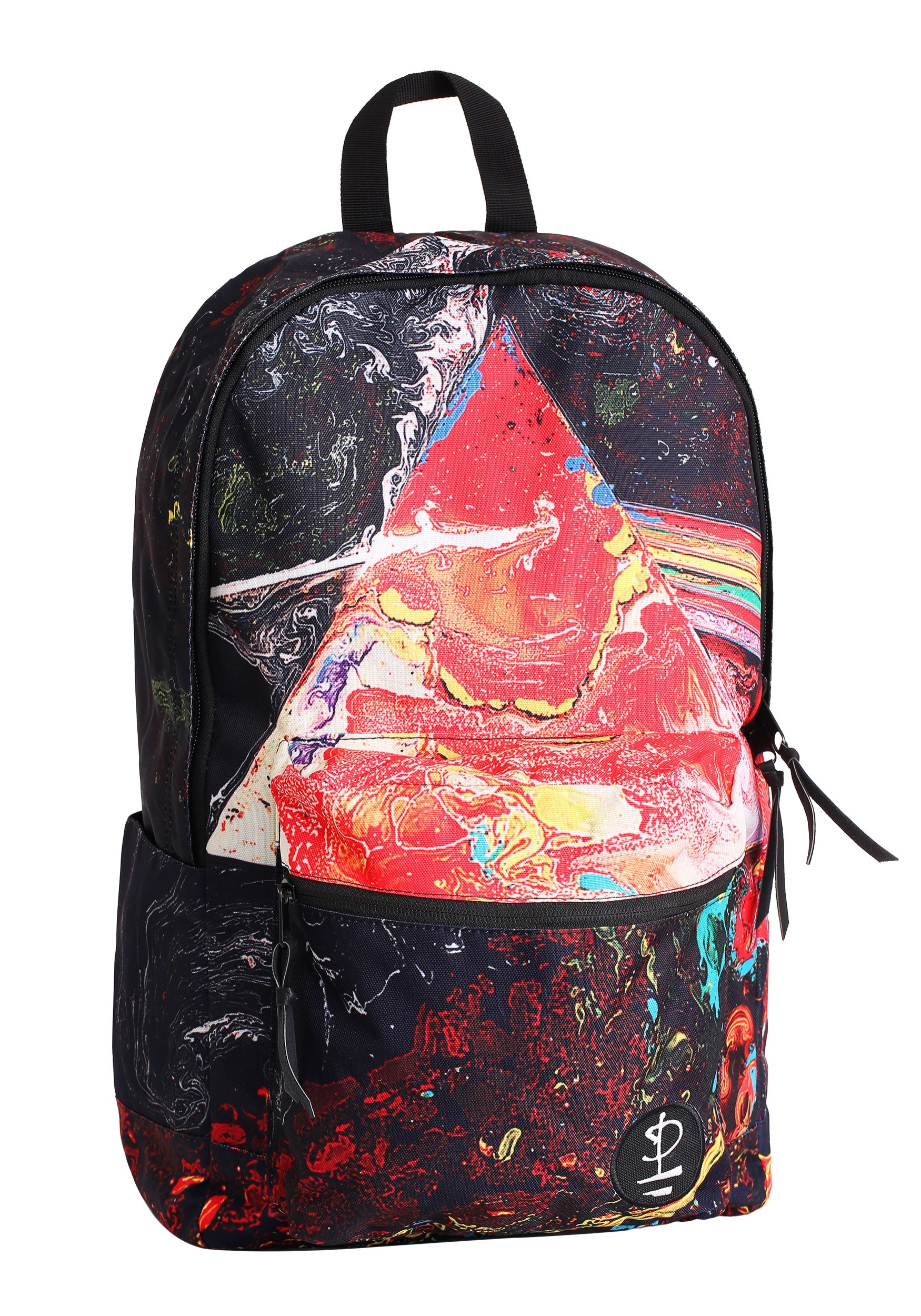 Pink Floyd Watercolor Backpack