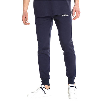 Puma Mens Regular Fit Jogger Pant - Big and Tall, 2x-large , Blue