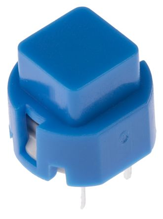 C & K SPST-NO Momentary Action Switch, 100 mA @ 32 V, -20 → +85°C