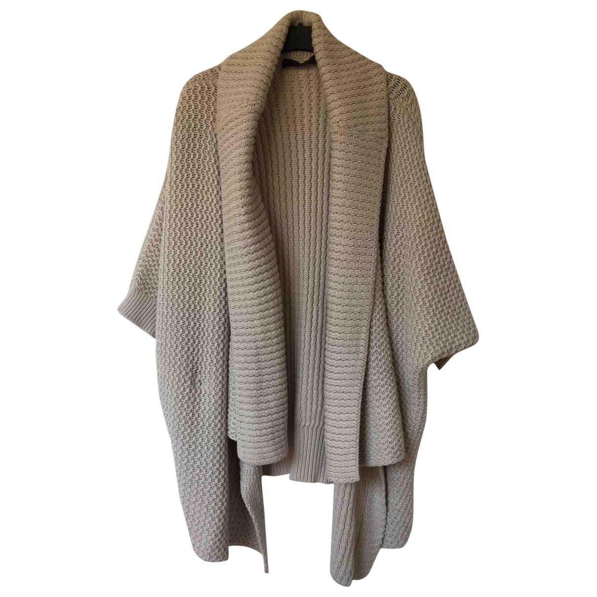 Stella Mccartney \N Beige Cotton Knitwear for Women 38 FR