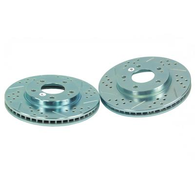 Sport Replacement Front Brake Rotors