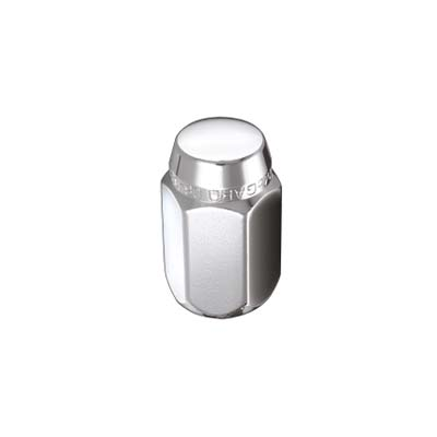 McGard 69422 Hex Lug Nut (Cone Seat) 9/16-18 / 13/16 Hex / 1.75in. Length (Box of 100) - Chrome