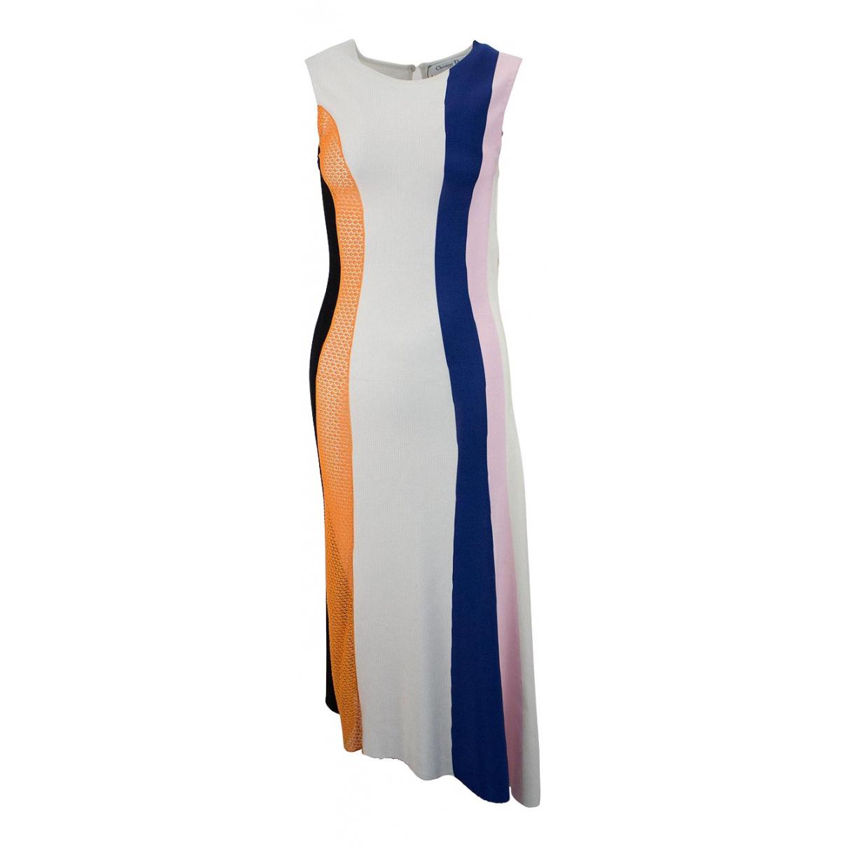Dior - Robe   pour femme - multicolore